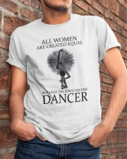 All Woman Are Created Equal Classic T-Shirt apparel-classic-tshirt-lifestyle-26