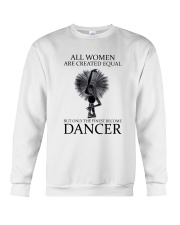 All Woman Are Created Equal Crewneck Sweatshirt thumbnail