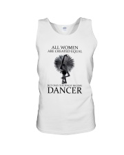 All Woman Are Created Equal Unisex Tank thumbnail