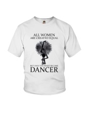 All Woman Are Created Equal Youth T-Shirt thumbnail