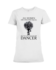 All Woman Are Created Equal Premium Fit Ladies Tee thumbnail