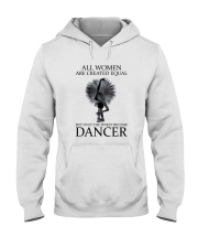 All Woman Are Created Equal Hooded Sweatshirt thumbnail