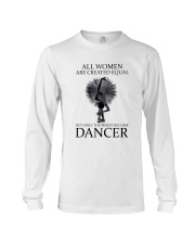 All Woman Are Created Equal Long Sleeve Tee thumbnail
