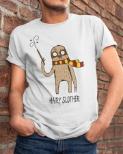 Hairy Slother Classic T-Shirt apparel-classic-tshirt-lifestyle-26