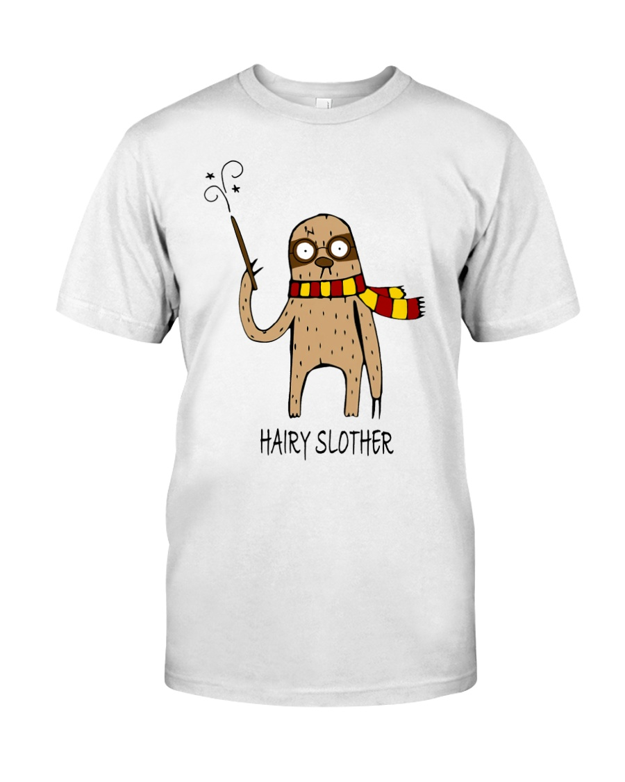 Hairy Slother Classic T-Shirt