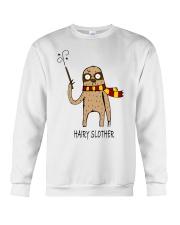 Hairy Slother Crewneck Sweatshirt thumbnail