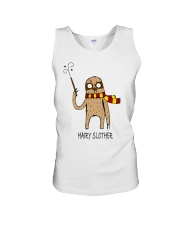 Hairy Slother Unisex Tank tile