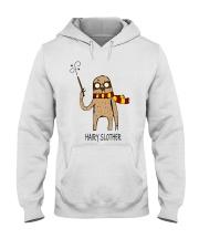 Hairy Slother Hooded Sweatshirt thumbnail