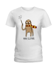 Hairy Slother Ladies T-Shirt thumbnail