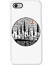 Throught The Woods Phone Case thumbnail