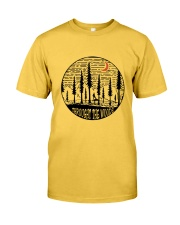 Throught The Woods Classic T-Shirt thumbnail