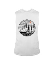 Throught The Woods Sleeveless Tee thumbnail