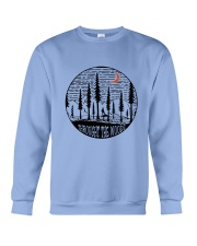 Throught The Woods Crewneck Sweatshirt thumbnail