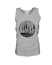 Throught The Woods Unisex Tank thumbnail