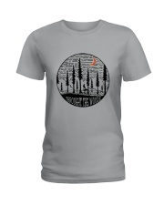 Throught The Woods Ladies T-Shirt thumbnail