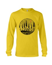 Throught The Woods Long Sleeve Tee thumbnail