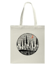 Throught The Woods Tote Bag thumbnail