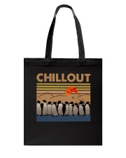 Chillout Funny Tote Bag thumbnail