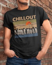 Chillout Funny Classic T-Shirt apparel-classic-tshirt-lifestyle-26