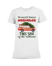 This Side Of The Nuthouse Premium Fit Ladies Tee thumbnail