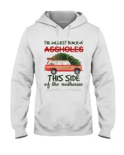 This Side Of The Nuthouse Hooded Sweatshirt thumbnail