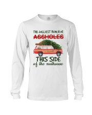 This Side Of The Nuthouse Long Sleeve Tee thumbnail