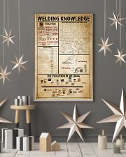 Welding Knowledge 11x17 Poster lifestyle-holiday-poster-1