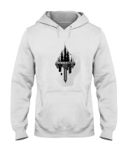 Take Me To The Mountains Hooded Sweatshirt front