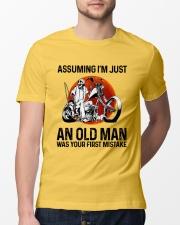 Assuming I'm Just An Old Man Classic T-Shirt lifestyle-mens-crewneck-front-13