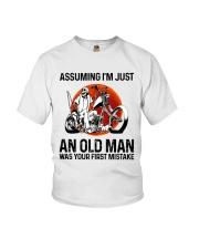 Assuming I'm Just An Old Man Youth T-Shirt thumbnail