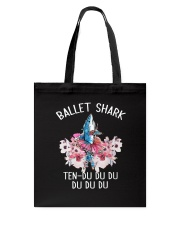 Ballet Shark Tote Bag thumbnail