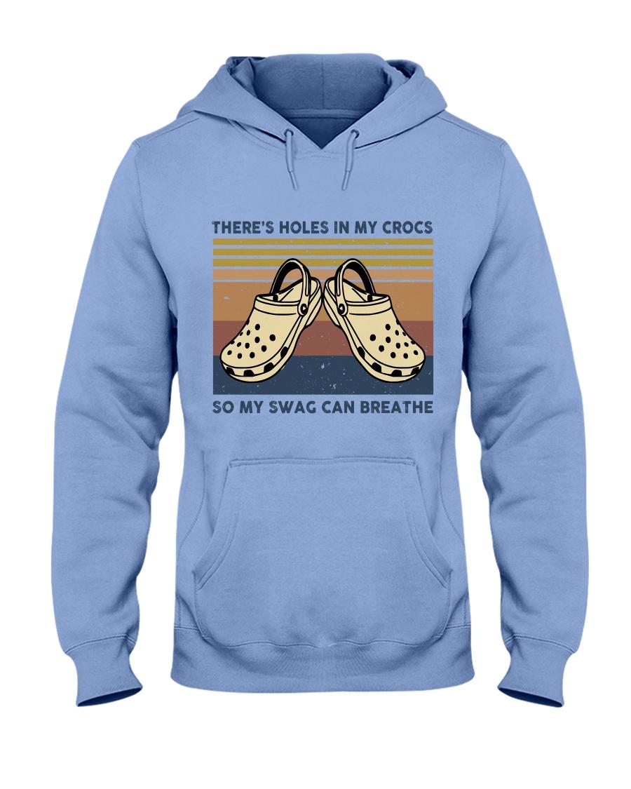 My Swag Can Breathe Hooded Sweatshirt