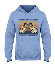 My Swag Can Breathe Hooded Sweatshirt front