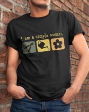 I Am A Simple Woman Classic T-Shirt apparel-classic-tshirt-lifestyle-26