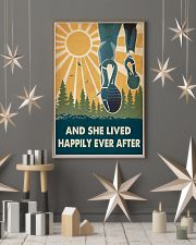 And She Lived Happily 11x17 Poster lifestyle-holiday-poster-1