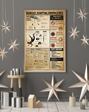 Bungee Jumping Knowledge 11x17 Poster lifestyle-holiday-poster-1