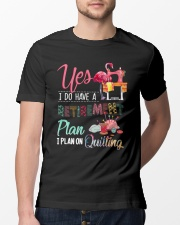 I Do Have A Retirement Classic T-Shirt lifestyle-mens-crewneck-front-13