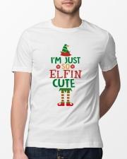 I Am Just So Elfin Cute Classic T-Shirt lifestyle-mens-crewneck-front-13