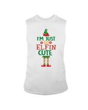I Am Just So Elfin Cute Sleeveless Tee thumbnail