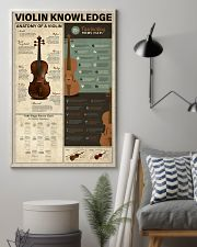 Violin Knowledge 11x17 Poster lifestyle-poster-1