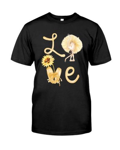 Love Ballet Love Flowers