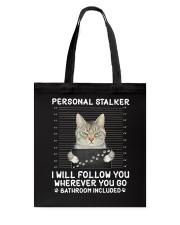 Personal Stalker Tote Bag thumbnail