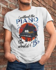 Without The Piano Classic T-Shirt apparel-classic-tshirt-lifestyle-26