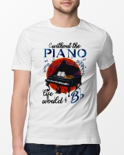 Without The Piano Classic T-Shirt lifestyle-mens-crewneck-front-13