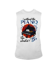 Without The Piano Sleeveless Tee thumbnail