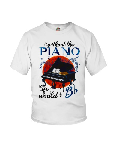 Without The Piano