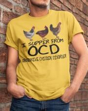 I Super From OCD Classic T-Shirt apparel-classic-tshirt-lifestyle-26