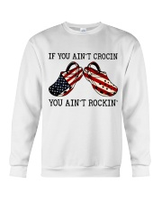 If You Ain't Crocin Crewneck Sweatshirt thumbnail