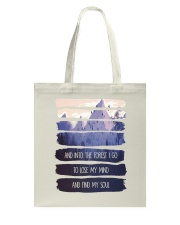 Find My Soul Tote Bag thumbnail
