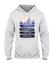 Find My Soul Hooded Sweatshirt front
